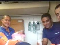Equipe da VIABAHIA realiza parto em Base de Atendimento