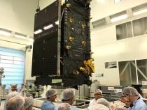 Defesa recebe satélite que aumentará banda larga no País