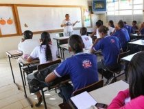 Aulas na rede estadual de ensino começam dia 6 de fevereiro