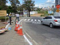 Atenção motoristas: modificado trânsito na região do 'Gancho'