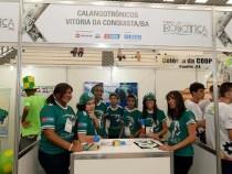 Escola SESI de Conquista participa de torneio em Salvador
