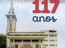 1ª Igreja Batista de Conquista comemora 117 anos