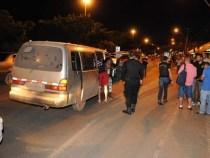 Transporte irregular de passageiros: autuados 9 mil motoristas