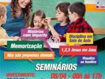 Curso para professores de crianças