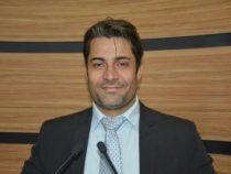 Vereador Rodrigo Moreira parabeniza Câmara