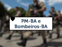 Seguem abertas inscrições: concursos da PM e Bombeiros Militar