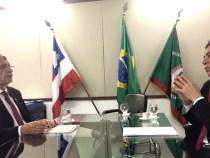 PMVC e TRE assinam convenio nesta terça
