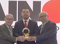 Fainor e Opção recebem Prêmio Empresa Brasileira