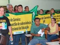 Câmara recebe reivindicações da população de Bate Pé
