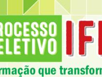 IFBA anuncia 5.185 vagas em processos seletivos