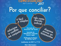 TJBA realiza as Semanas de Conciliação 2017