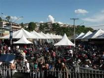 Conquista sedia Encontro Nacional de Motociclistas