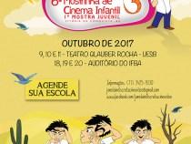 Mostrinha de Cinema Infantil e Mostra Juvenil em Conquista