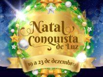 Natal Conquista de Luz anuncia ordem de apresentação dos artistas