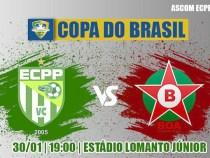 Nesta terça ECPP Vitória da Conquista abre a Copa do Brasil