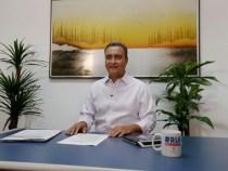 Governador Rui Costa em Vitória da Conquista nesta sexta, 26