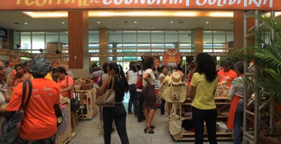 Vitória da Conquista recebe Festival de Economia Solidária