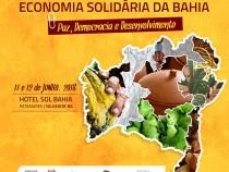 Governo e organizações sociais promovem I Encontro Estadual de Economia Solidária
