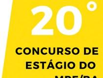 Ministério Público Federal: inscrições para concurso de estagio