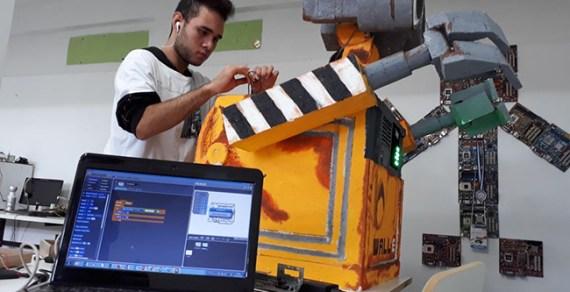 Abertas as inscrições para cursos gratuitos de robótica e jogos digitais