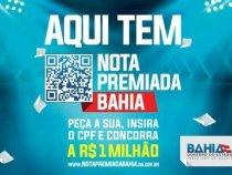 Programa 'Sua Nota' distribui R$ 3 milhões para 335 entidades beneficentes