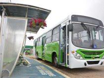 Novas tarifas dos ônibus coletivos municipais: R$ 3,80