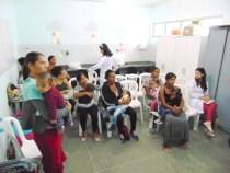 Ação Social beneficia comunidade durante a Semana do Bebê