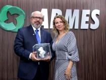 Diretor Geral da FAINOR recebe prêmio em Brasília
