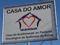 Dia 13 Lojas Havan fazem entrega do cheque da Casa do Amor