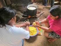 CONAB inicia doação de alimentos para comunidades especiais