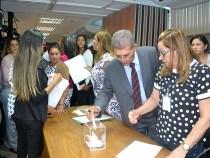 Deputado José Raimundo Fontes eleito Presidente da CCJ da ALBA