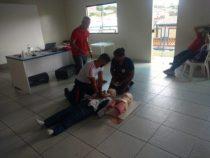 SAMU 192 de Vitória da Conquista capacita equipes de urgência da região