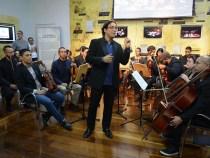 Memorial Câmara recebe Orquestra Conquista Sinfônica