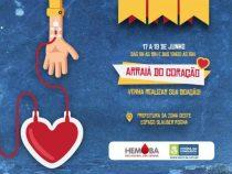 Hemoba e Prefeitura promovem campanha de doação de sangue