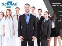 Sebrae lança o programa Líder Coach para gestores de saúde em Vitória da Conquista