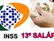 Pagamento da primeira parcela do 13º do INSS começa em agosto
