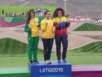 Atleta baiana conquista prata nos Jogos Pan-americanos de Lima