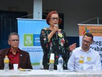 Irma Lemos assume a Prefeitura de Vitória da Conquista