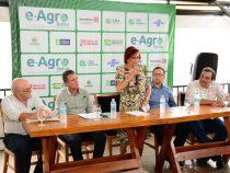 Irma Lemos participa do lançamento da Feira de Inovação e-Agro