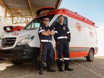 SAMU 192 Vitória da Conquista recebe nova ambulância