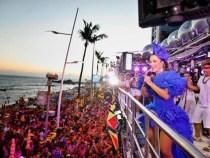 Ivete Sangalo se torna anfitriã do Airbnb: recebe fãs no Carnaval de Salvador