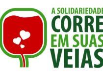 """""""Antes de pular o carnaval,  dê um pulo na Hemoba"""" campanha para doar sangue"""