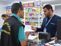 PROCON orienta e fiscaliza locais de comércio de produtos de higienização