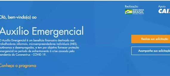 Caixa lança aplicativo para brasileiros solicitar auxílio emergencial de R$ 600