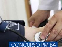 Saeb e PM publicam resultado provisório da prova para oficial de saúde