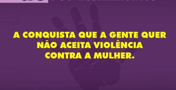 Proteção às mulheres: 7 mil atendimentos às vítimas de violência em Conquista