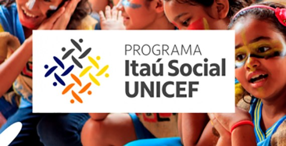 Programa Itaú Social UNICEF está com inscrições abertas de fortalecimento das OSCs