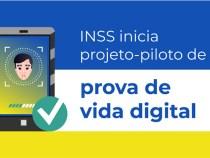 INSS inicia projeto piloto de prova de vida por biometria facial