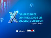 Tudo pronto para o X Congresso de Contabilidade do Sudoeste da Bahia
