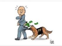 Coisa imunda: dinheiro público escondido nas nádegas de senador